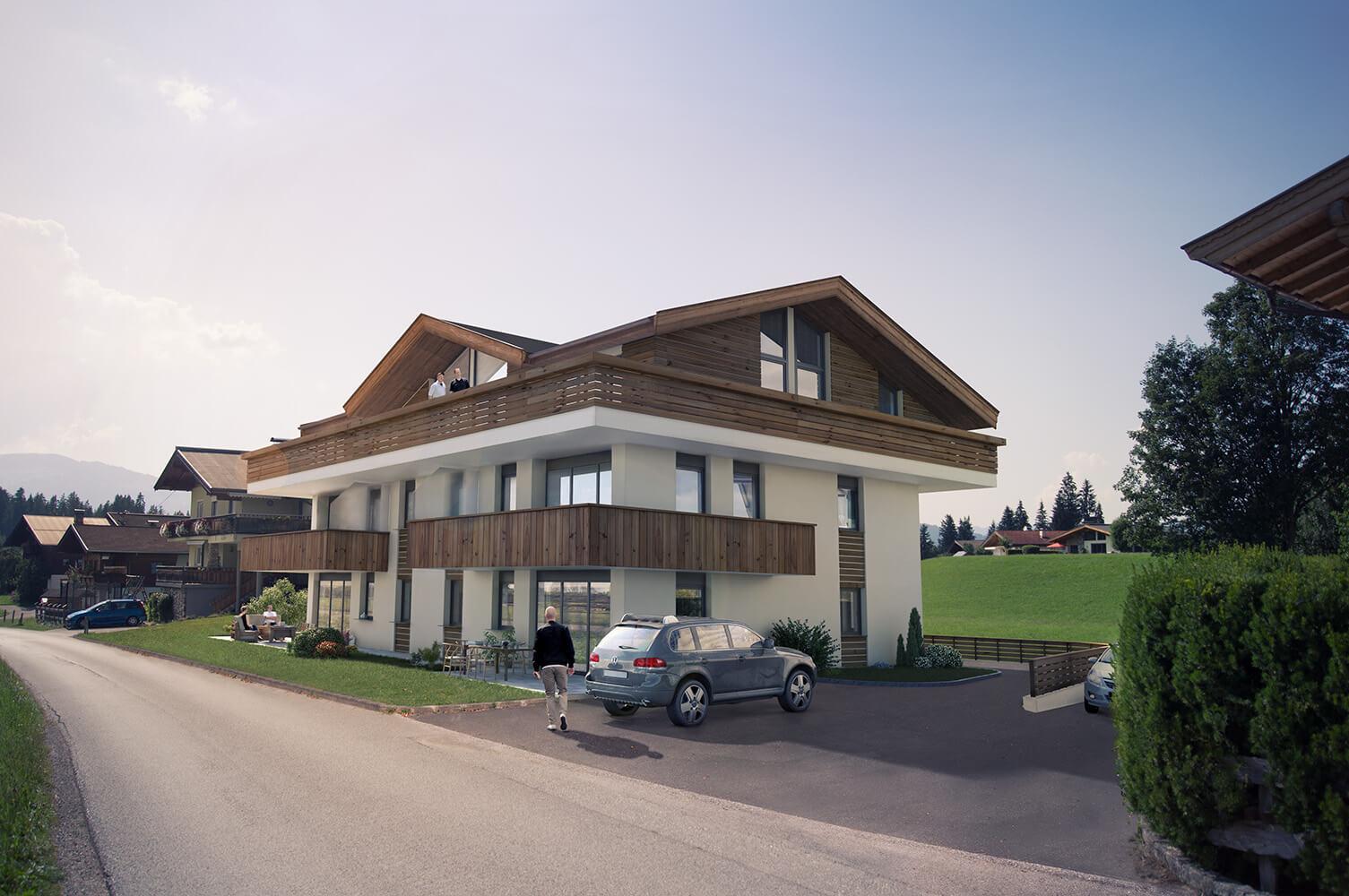 Wohnhaus Westendorf